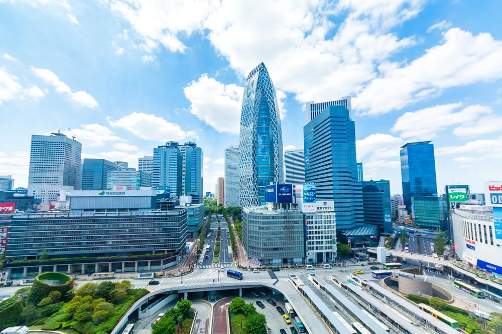 東京事業所 新宿オフィス 採用/研修センター開設致しました。